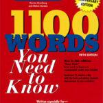 1100 Words